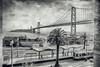 I Don't Want to Live in a Big Old Tomb (Thomas Hawk) Tags: america baybridge california google googlesf googlesfhq sanfrancisco usa unitedstates unitedstatesofamerica bridge bw fav10 fav25 fav50