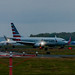 American Airlines 737 departing Runway 19 at DCA