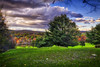 Autumn Overlook, 2017.10.24 (Aaron Glenn Campbell) Tags: golfcourseroad lehmangolfclub lehman backmountain luzernecounty pennsylvania autumn fall foliage leaves sky clouds 3xp ±2ev hdr macphun aurorahdr2017 luminar nikcollection colorefexpro viveza sony a6000 ilce6000 mirrorless sigma 19mmf28exdn wideangle primelens emount atmospheric moody drama imageradiance bestcapturesaoi