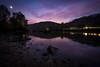 Evening at the Riverside (Mandragoa81) Tags: river fluss neckar aben nacht mond bluehour blaue stunde sony fe1635z mosbach neckarelz elz