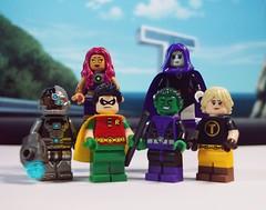 TEEN TITAN (iamJerryPerry) Tags: legi lego teentitan toy robin dc dccomics