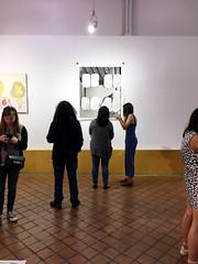 IMG_4911e (chashama, inc.) Tags: chashama 384broadway downtown lukecheng simonwu eatingbitterness paintings mixedmedia sculpture installation exhibit art artist visualart october2017 reception