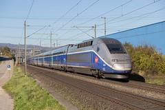 Richtung Zürich (daveymills37886) Tags: 310 052 9203 paris gare de lyon zürich hb tgv sncf 4726