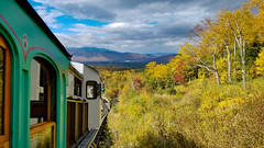 Cog Railway (Jason Neely) Tags: autumn newhampshire mt washington mountwashington unitedstates us trains cog railway