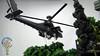 Bandai Zaentradi Glaug Crash AH64-D Apache M1 Abrams Yamato Tomahawk Destroid 31 (ChandlerYohn) Tags: bandai himetal glaug zaentradi crash franklin mint apache ah64d helicopter gunship hmwwv yamato tomahawk destroid tamiya sword m1 abrams rb models brass shells