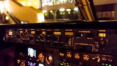 British Aerospace Avro RJ85 EI-RJO Cityjet (William Musculus) Tags: cockpit amsterdam schiphol airport eham ams flight deck bae 146 william musculus