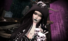Reaper-yougao (missemisse) Tags: image virtual dance showcase monsters lea lea27 secondlife sl