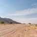 Desert roads, Namibia