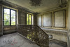 Chateau Secession (urbexosap) Tags: urbex urban exploration lost decay forgotten france chateau castle secession nikon hdr