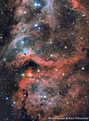 IC1848 Nebulosa del Alma - José Jiménez & Raul Villaverde