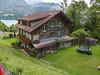 Swiss house (James E. Petts) Tags: brienzrothornbahn rothorn switzerland brb mountain railway