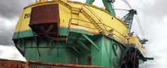 """""""Big Fat-Ass Dragline"""" (Paul Ewing) Tags: dragline draglines mining stripmining arizona heavy equipment"""