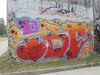 179 (en-ri) Tags: ibf italian beatbox fam arrow arancione azzurro torino wall muro graffiti writing parco dora lilla