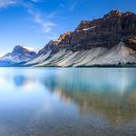 Bow Lake at Golden Hour thumbnail