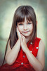 In red (Julia Lebedeva) Tags: red portrait girl beauty outdoor outside beautiful studio cute happiness child photo children green happy photosession photography photosho baby retouch photoart juliahappy