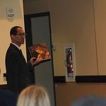 Dr. Kang-Na shares his faculty panel presentation.