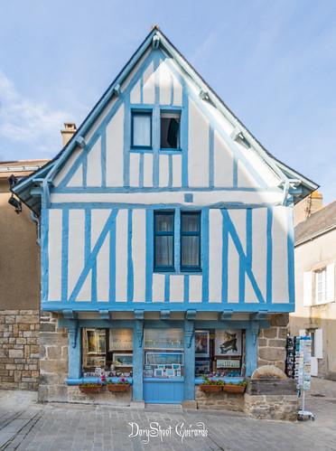 Guérande - Cité Médiévale - Maison du potier