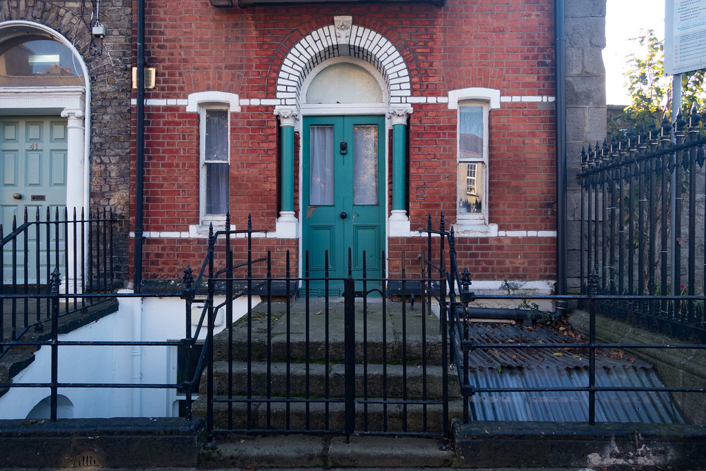 DOORS OF DUBLIN BLESSINGTON STREET [OCTOBER 2017]-133659