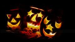 Happy Halloween.. (Philip R Jones) Tags: halloween halloween2017 pumpkins carved