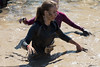 Wolfrun, Saturday 8th April 2017. (David James Clelford Photography) Tags: wolfrun saturday8thapril2017 femaleathlete sportylady wetgirl wetlady dirtygirl dirtylady