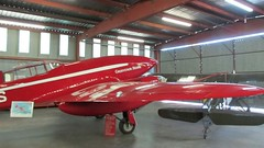 "De Havilland DH.88 Comet 18 • <a style=""font-size:0.8em;"" href=""http://www.flickr.com/photos/81723459@N04/24255445288/"" target=""_blank"">View on Flickr</a>"