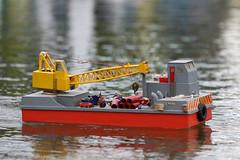 Scale Ship Regatta (Paul J's) Tags: hawera taranaki kingedwardpark park event scaleshipregatta model boat