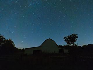 IMGPJ20865_Fk - Astro-landscape - Laconia - Otterbein Chruch Road