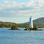 Loon Island Lighthouse, NH thumbnail