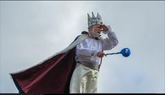 Falkland Toneel speelt 'De koning op het dak' van Tankred Dorst