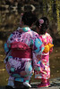 Maruyama-kōen   Mother & Daughter (Toni Kaarttinen) Tags: japan 日本 japonia اليابان японія япония japó japonsko jaapan ژاپن japani japon xapón ιαπωνία יפן जापान japán jepang an tseapáin giappone 일본 japāna japonija јапонија japão јапан japonska japón hapon ประเทศญี่ปุ่น japonya nhật bản japanese kyoto kioto 京都 kyōto kyōtoshi temple shrine higashiyama ril woman kimono maiko geiko geisha mother daughter child pond tree maruyamakōen maruyamakoen maruyama koen park hanami sakura