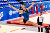 Lara Mori / Italia (Yow Wray) Tags: gymnast gymnastics gymnasticsartistic olimpic olympicgames olympic mexico sports color blue portrait nikon d800 70200 vrii