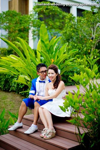 Thailand Let's Sea Hua Hin Al Fresco Resort Wedding Photography   NET-Photography Thailand Wedding Photographer
