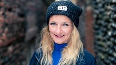 285 - Charli (iain blake) Tags: 100strangers 100 strangers people street face eyes smile beauty beautiful woman nikon d4 50mm norfolk charli portraiture