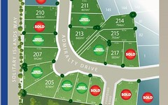 Lot 208 Admiralty Drive - Stage 11, Safety Beach NSW