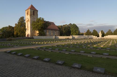 Lestenes brāļu kapi un evaņģēliski luteriskā baznīca, 30.09.2017.