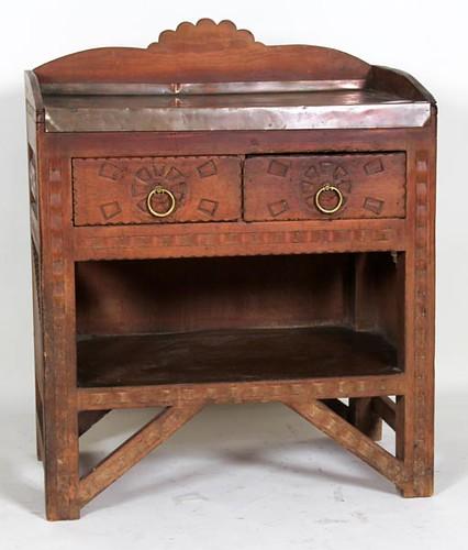 Southwestern Style Copper-Top Kitchen Piece ($308.00)
