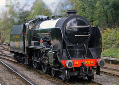 926 Repton SR Maunsell 'Schools' Class 4-4-0 (Keith B Pics) Tags: keithbpics nymr northyorkshiremoorsrailway steamloco steamgala 926 30926 repton schoolsclass 440 grosmont southernrailway atlantic maunsell