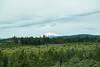 Mount Hood from Route 26 (Blacklili) Tags: mounthood oregon route26 travel roadtrip forest bosque green naturaleza nature sky cielo nubes nieve mountain montaña pradera