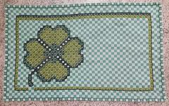 53 (AneloreSMaschke) Tags: bordado tecido xadrez artesanato handmade