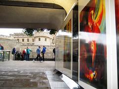 HM Tower of London - Art by Stephen B Whatley (Stephen B. Whatley) Tags: art expressionism toweroflondon towerhillunderpass history royal artcommission painting contemporaryart modernart artist thomasmore stthomasmore london sirthomasmore architecture urban city uk england britain europe people tourism tourists stephenbwhatley artiststephenbwhatleyartist stephen whatleytower paintingswhatley whatley fineart towerhillstation abigfave anawesomeshot blueribbonwinner flickrunitedwinner