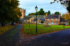 Dirleton 21 October 2017 153.jpg (JamesPDeans.co.uk) Tags: lamp autumn eastlothian church gb greatbritain season colour prints for sale man who has everything objects steeple religion unitedkingdom spire digital downloads licence scotland britain lothian tower wwwjamespdeanscouk dirleton architecture green landscapeforwalls europe uk james p deans photography digitaldownloadsforlicence jamespdeansphotography printsforsale forthemanwhohaseverything