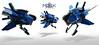 MOSK police drone ((FLAVIO)) Tags: flavio lego moc drone police ai robot
