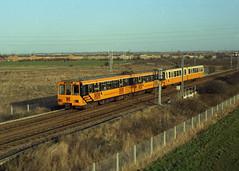 4001, 4002 Monckton 25-1-03 (2) (6089Gardener) Tags: monckton 4001 4002 prototypemetrocar metrocar