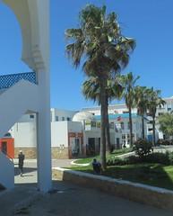 Post Office 93200 (M'Diq, Morocco) (courthouselover) Tags: morocco maroc المَغرِب almaghrib kingdomofmorocco المملكةالمغربية ⵜⴰⴳⵍⴷⵉⵜⵏⵍⵎⵖⵔⵉⴱ tangertetouanalhoceimaregion régiondutangertétouanalhoceïma mdiq rincón mediek المضيق africa