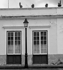 TEROR GRAN CANARIA STREET SHOT BLACK AND WHITE (patrick555666751 THANKS FOR 4 000 000 VIEWS) Tags: teror gran canaria street shot black and white grande canaries rue calle via door porte porta puerta turen reverbere islas canarias iles ilhas islands canary atlantico atlantic atlantique blanc i negre noir et blanco y negro bianco e nero preto branco schwarz und weiss flickr heart group dwwg typographie typography lettre lettering letter obispo marquina windows window fenetre fenetres fenster finestre ventana