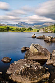 Llynnau Mymbyr , Snowdonia , North Wales , UK