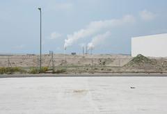 Rotterdam Maasvlakte by Bart van Damme - Maasvlakte, Rotterdam industrial area, Zuid-Holland, the Netherlands  facebook  |  website  |  maasvlakte book  |  coal landscapes book  |  zerp gallery  © 2016 Bart van Damme