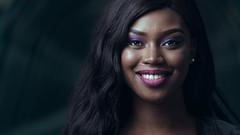 African beauty (Hani Kirat Photography) Tags: lola defense portrait shooting paris canon streetfashion strobist roundflash softbox lightroom tamronsp70200f28divcusd fashion style street strob yongnuo trigger yn622c