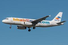 BH Air A320-232 LZ-BHG (José M. Deza) Tags: 20171029 a320232 airbus bcn bhair elprat lebl lzbhg planespotting spotter aircraft