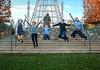 labrenz8 (eclecticritic) Tags: portrait portraiture familyportrait fun jump jumping steps